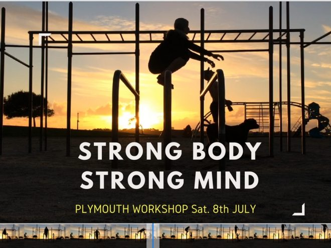 strong body mind course workshop plymouth