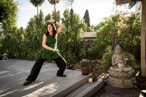 Jill Qi Gong instructor