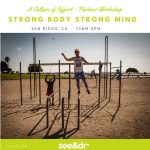 Copy of strong body strong parkour mission beach generic 1